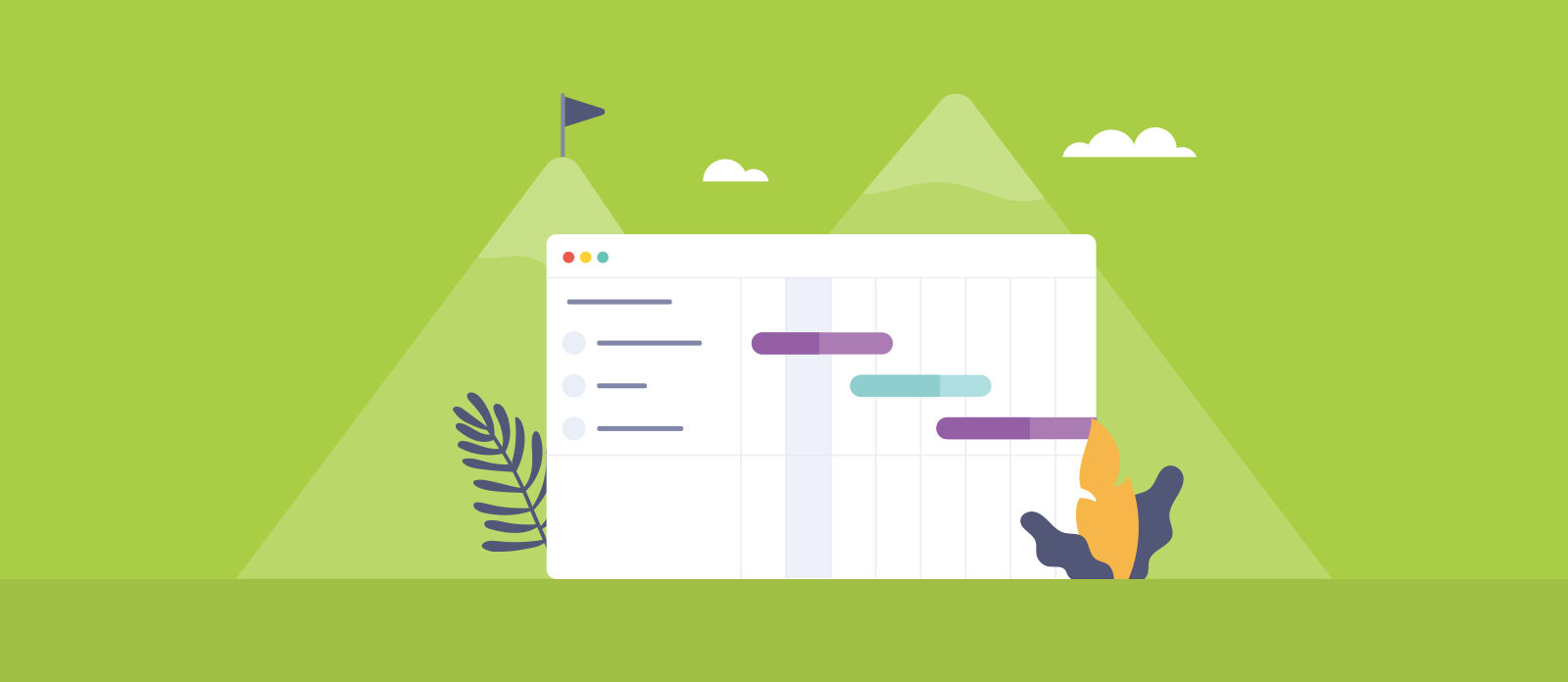 Agile Project Management Methodology With Gantt Charts Teamgantt