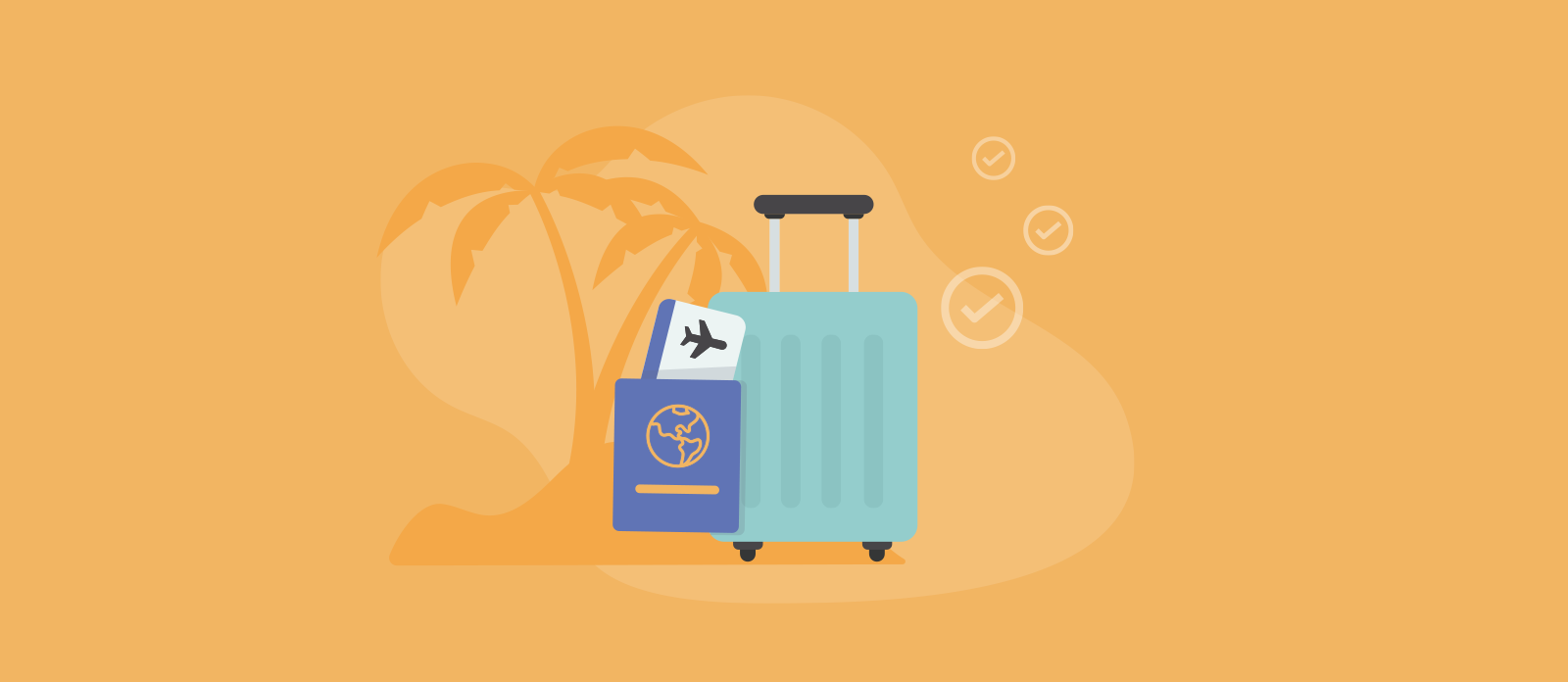project manager vacation checklist