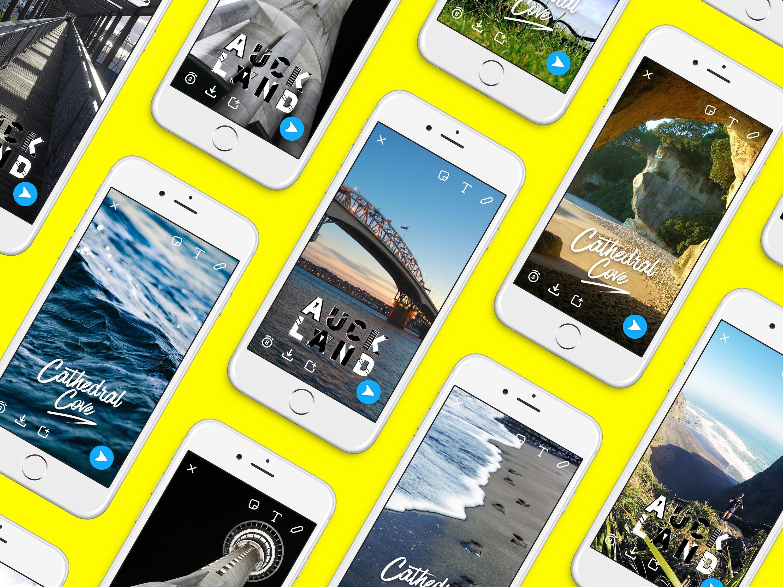 SnapChat - Ben Amies
