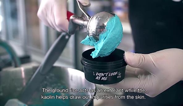 LUSH Cosmetics New Zealand  - Jackie  Gray-Parker