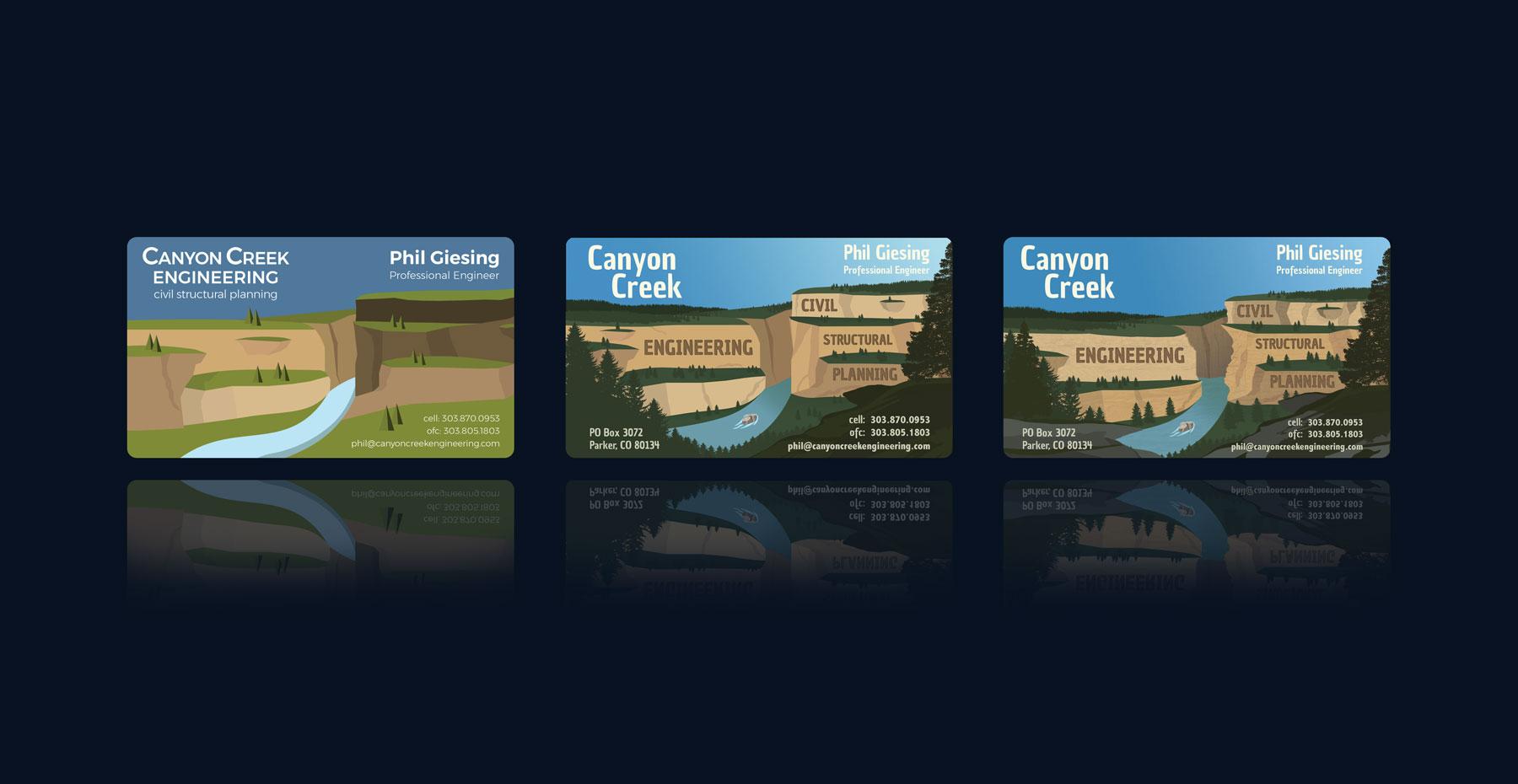 Canyon Creek Engineering - Brandon Miller