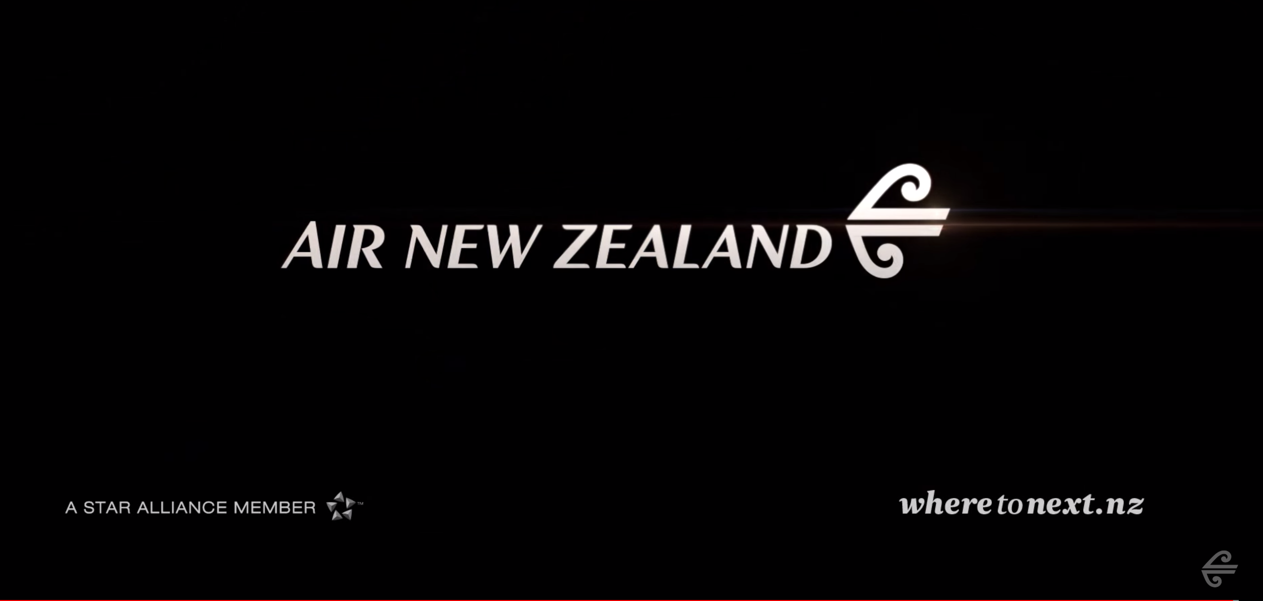 Air New Zealand - Jerry Beale