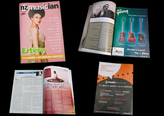 NZ Musician Magazine - Ani Zulawnik