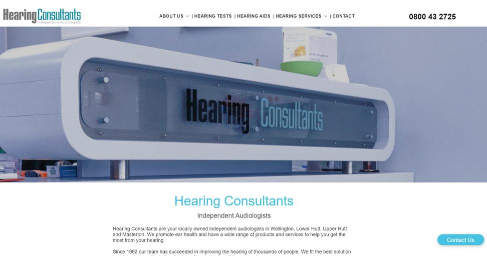 Hearing Consultants - Jackson Ertel