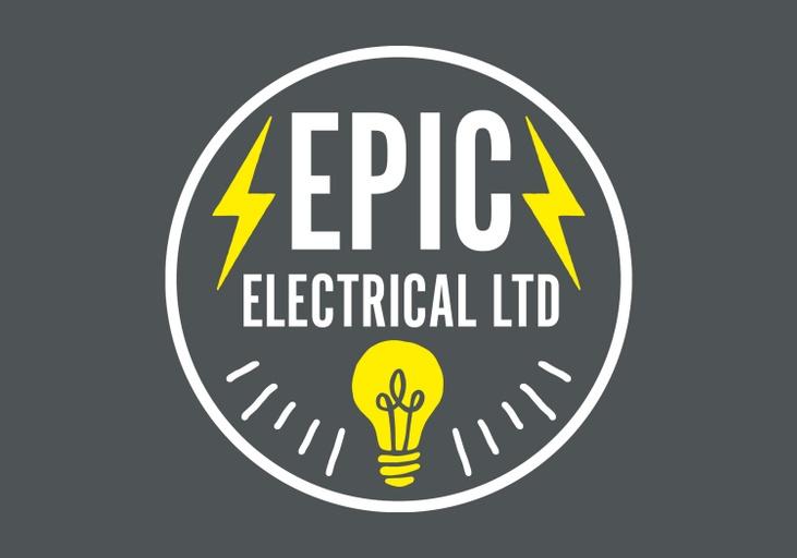 Epic Electrical Brand Identity - Melanie Fordyce