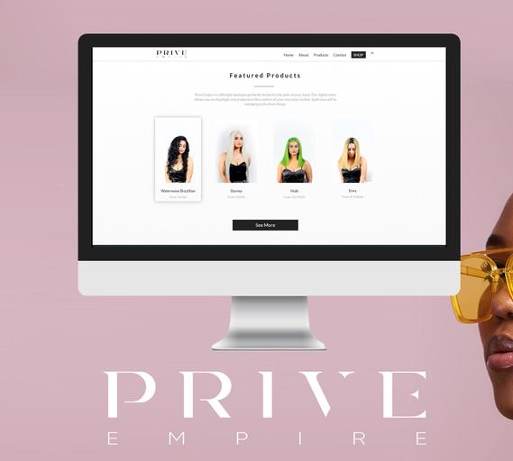 Prive Empire - Carlos Siemens