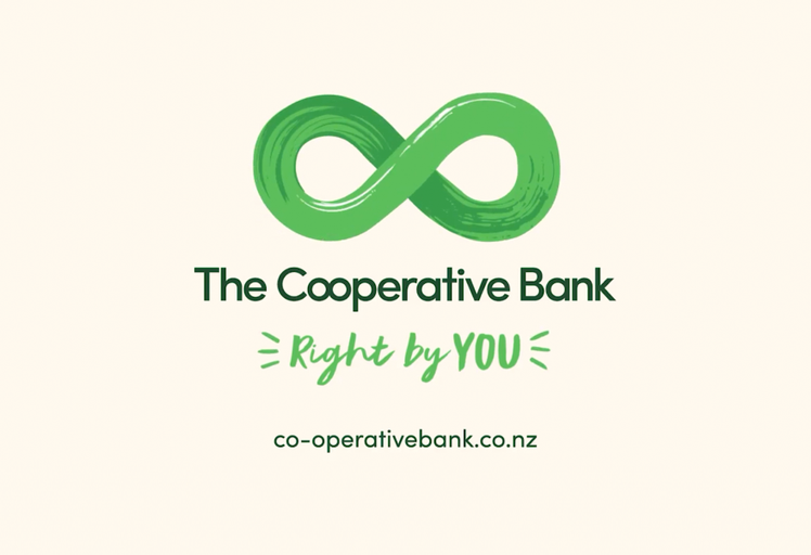 Cooperative Bank logo design - Suzanne Lustig