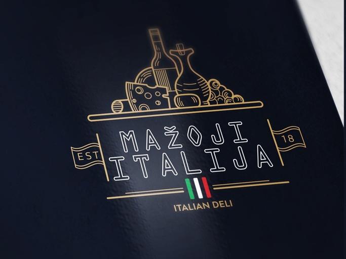 Little Italy Deli - Andrius Tamosaitis