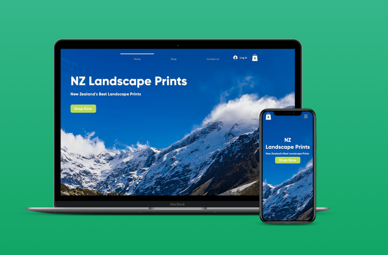 NZLPrints.co.nz - Sam Forbes