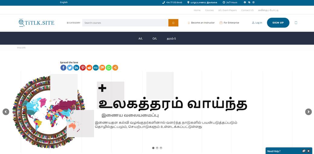 TIT Education - Yathursan Gunaratnam