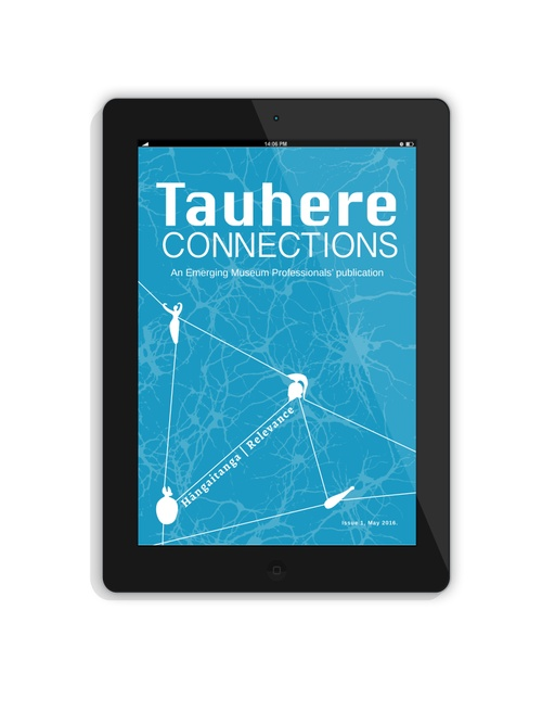 Tauhere | Connections Journal, Branding & Editorial Design - Serena Siegenthaler-Brown