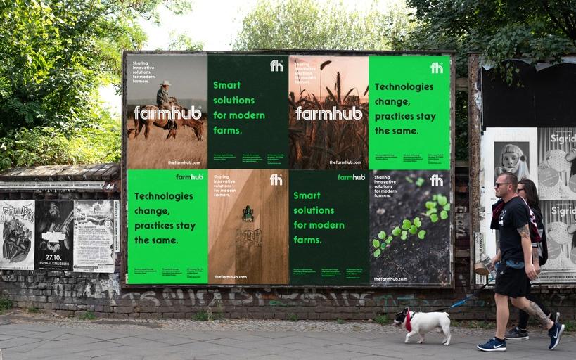 Farmhub - Micheal Hanly