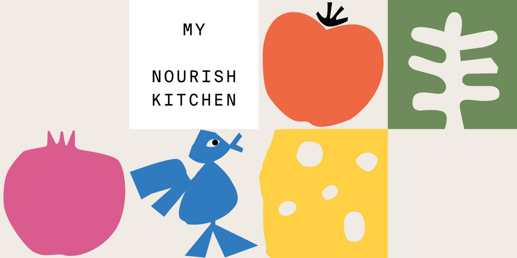 My Nourish Kitchen - Emily Cryer