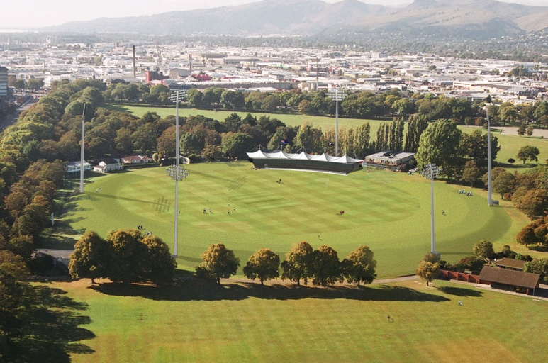 Canterbury Cricket Trust - Hagley Oval Lighting Consents - Rachel Leitch
