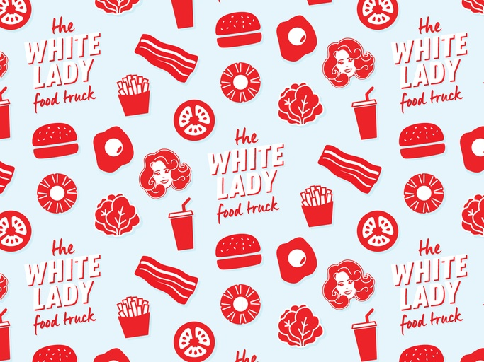 The White Lady - Rebrand - Miriam Amann