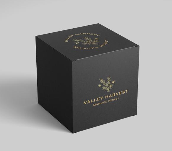 Valley Harvest Branding - Edward Frankham