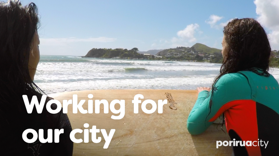 Working For Our City - Andrew Strugnell