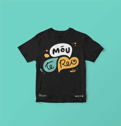 Mōu Te Reo – Māori language campaign   - Stephanie O'Kane