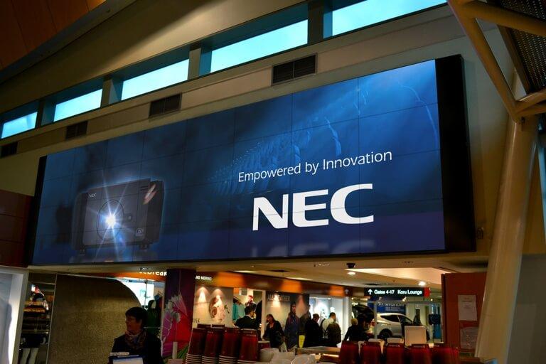 NEC New Zealand - In-House Designer - Bradley Pratt