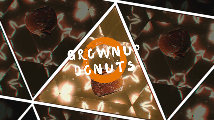 Grown Up Donuts - Samuel Ling