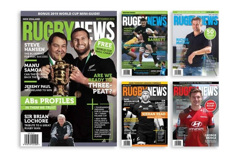 Rugby News Magazine - Emma Smith