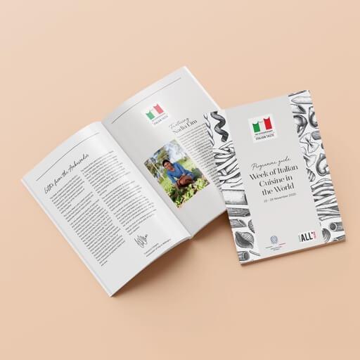 Italian Embassy in NZ - Nicole Sos