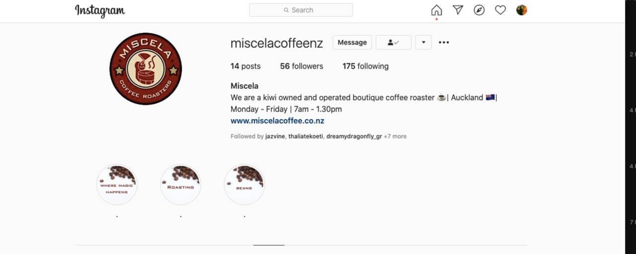 Miscella Coffee Roasters - Fran Vergara