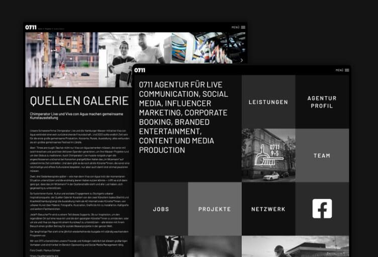 0711 Agency Website - Christopher Kreymborg
