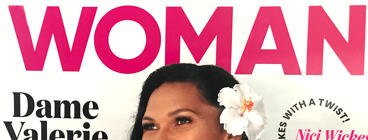 Woman Magazine - Laura Balian