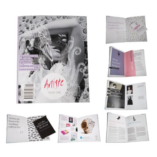 Magazine Design - Rebecca Steenkamer