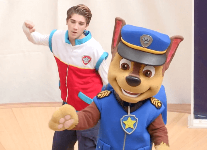 Paw Patrol at North City Shopping Centre - Andrew Strugnell