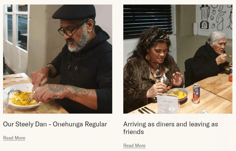 Everybody Eats Diner Stories - Angela Robinson