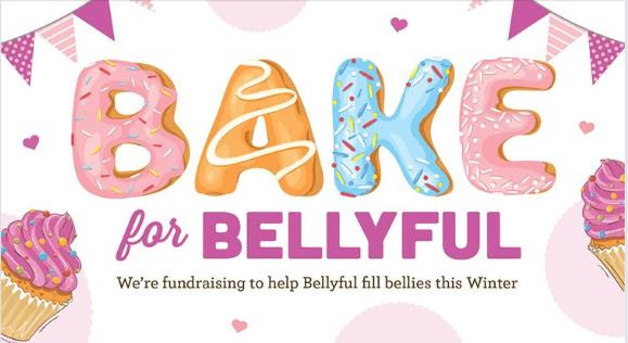 Bake for Bellyful - Angela Robinson