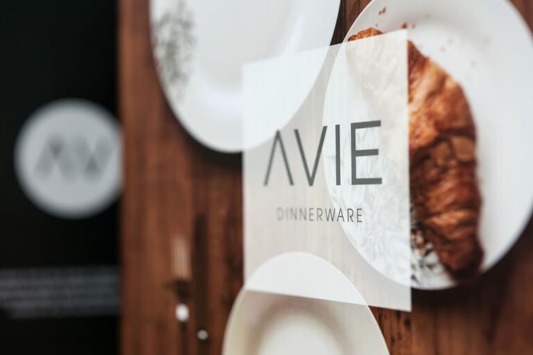 Avie Dinnerware - Pam Cheney