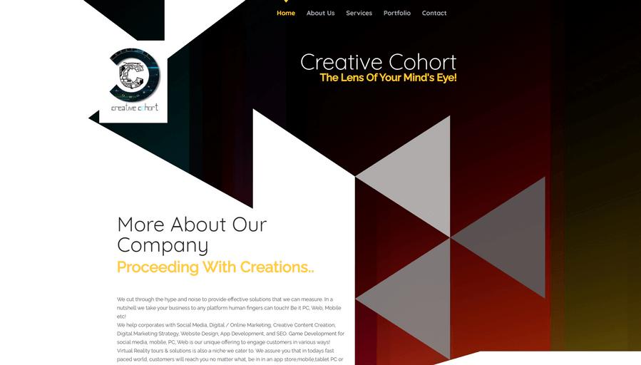 Creative  Cohort - Yathursan Gunaratnam