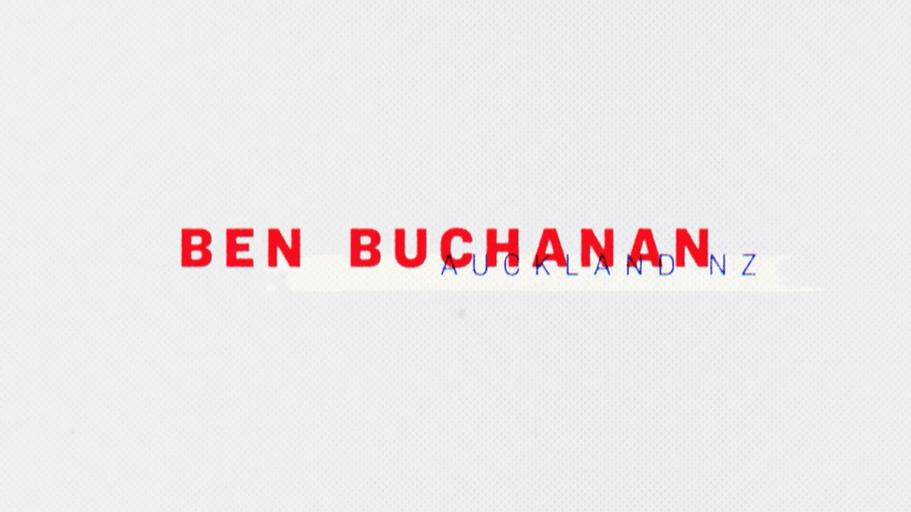 Ben Buchanan - Ben Buchanan