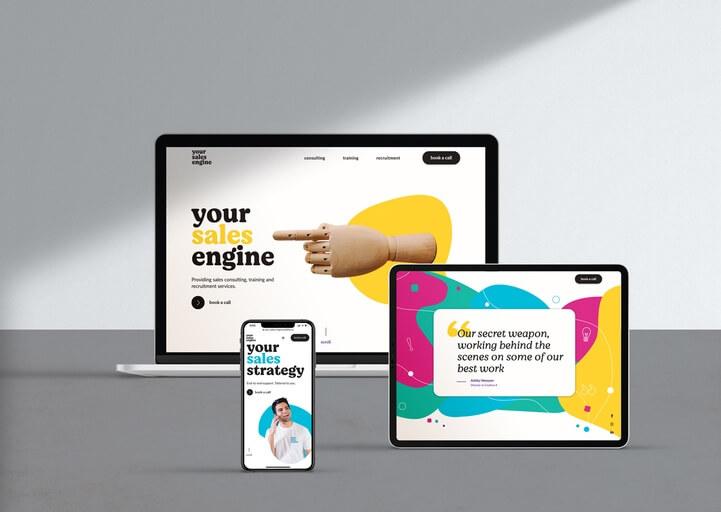 Your Sales Engine - Grace Potter