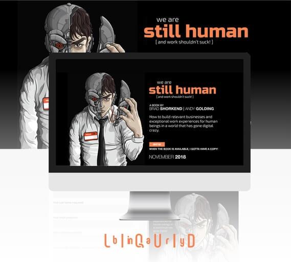stillhuman book launch  - Carlos Siemens