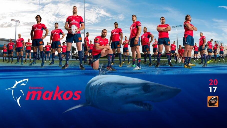 Tasman Rugby Union - Brand Identity Programme - Jason Petterson