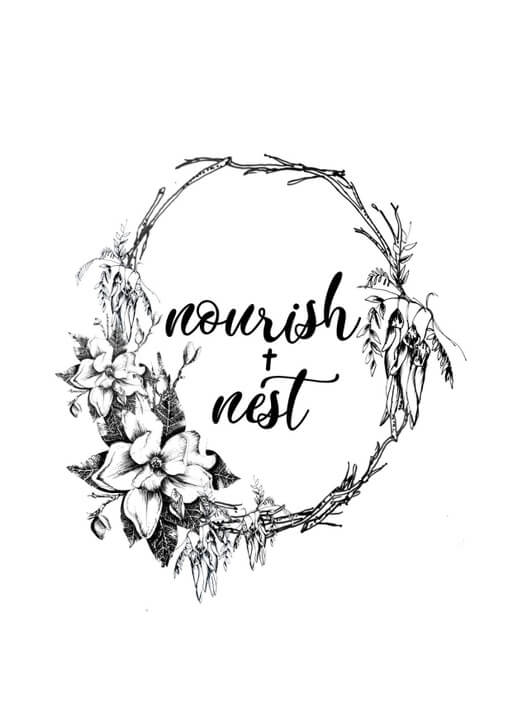 Nourish + Nest  - Sophia Gardiner
