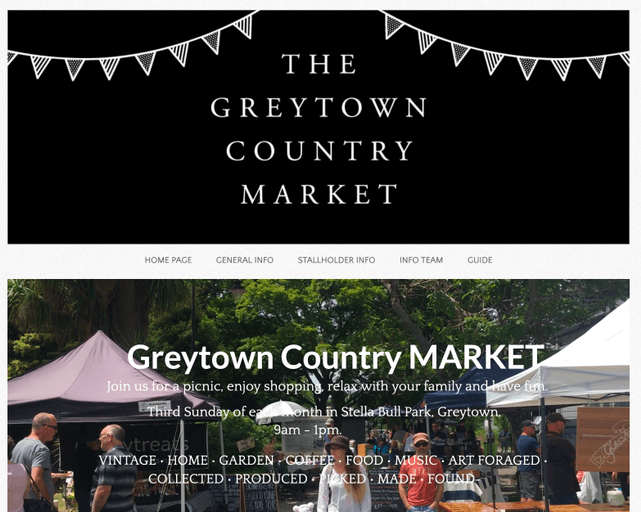 Greytwon Country MARKET - Phil Cox