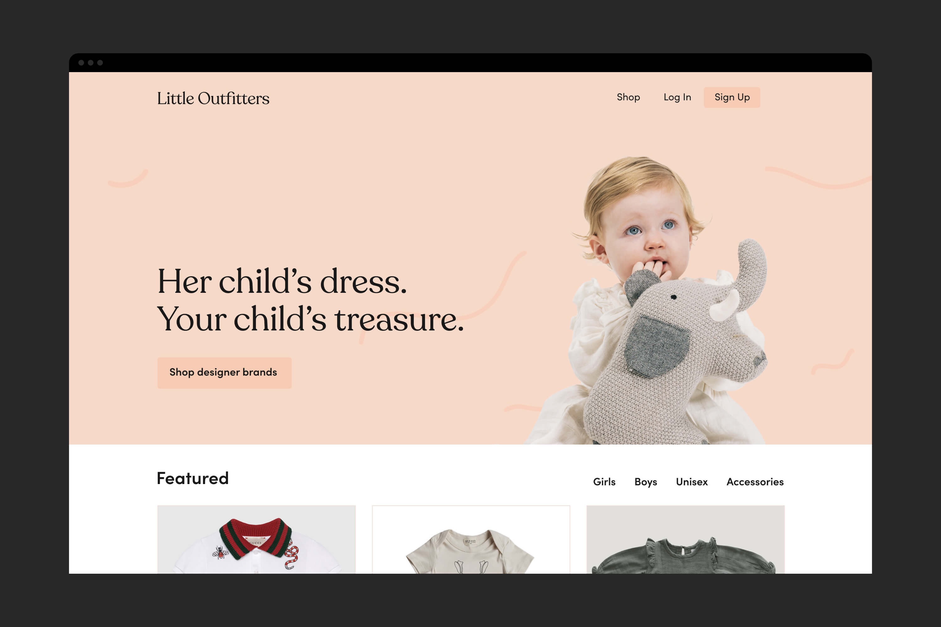 Little Outfitters - Alex Murton