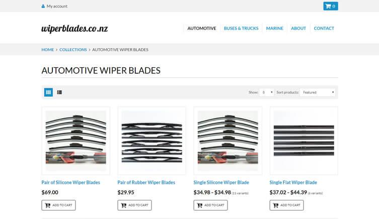 Screen Wiper Solutions - Wayne Knights
