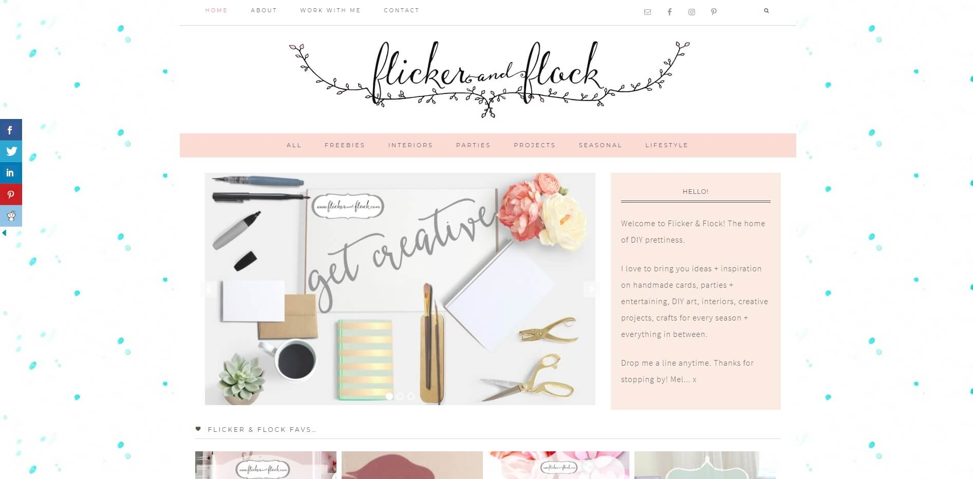 Flicker and Flock - Melanie Watson