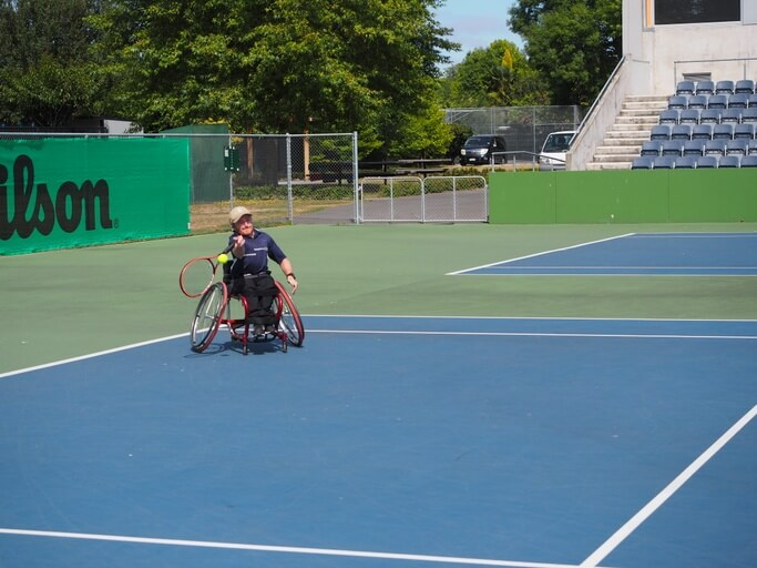 Tennis Canterbury - Patrick Rose