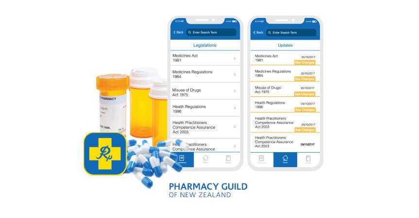 Pharmacy Guild of New Zealand - Chris Mather