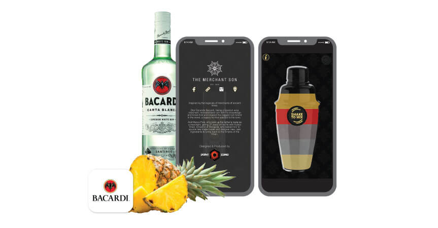 Bacardi - Chris Mather
