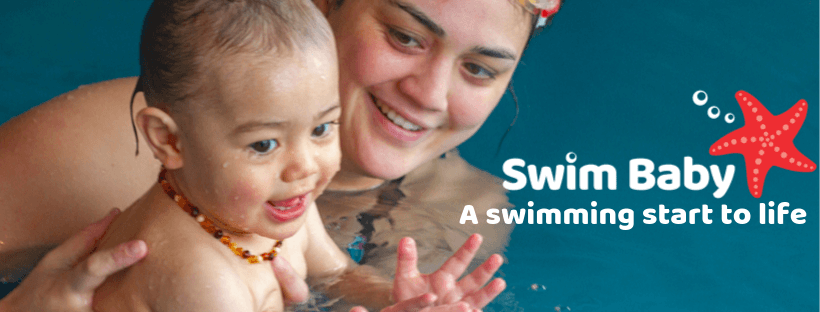 Swim Baby - Jenny Wishart