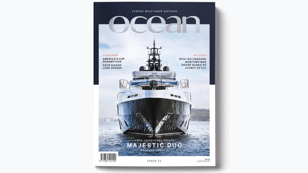 Ocean Magazine - Libby Cunniffe