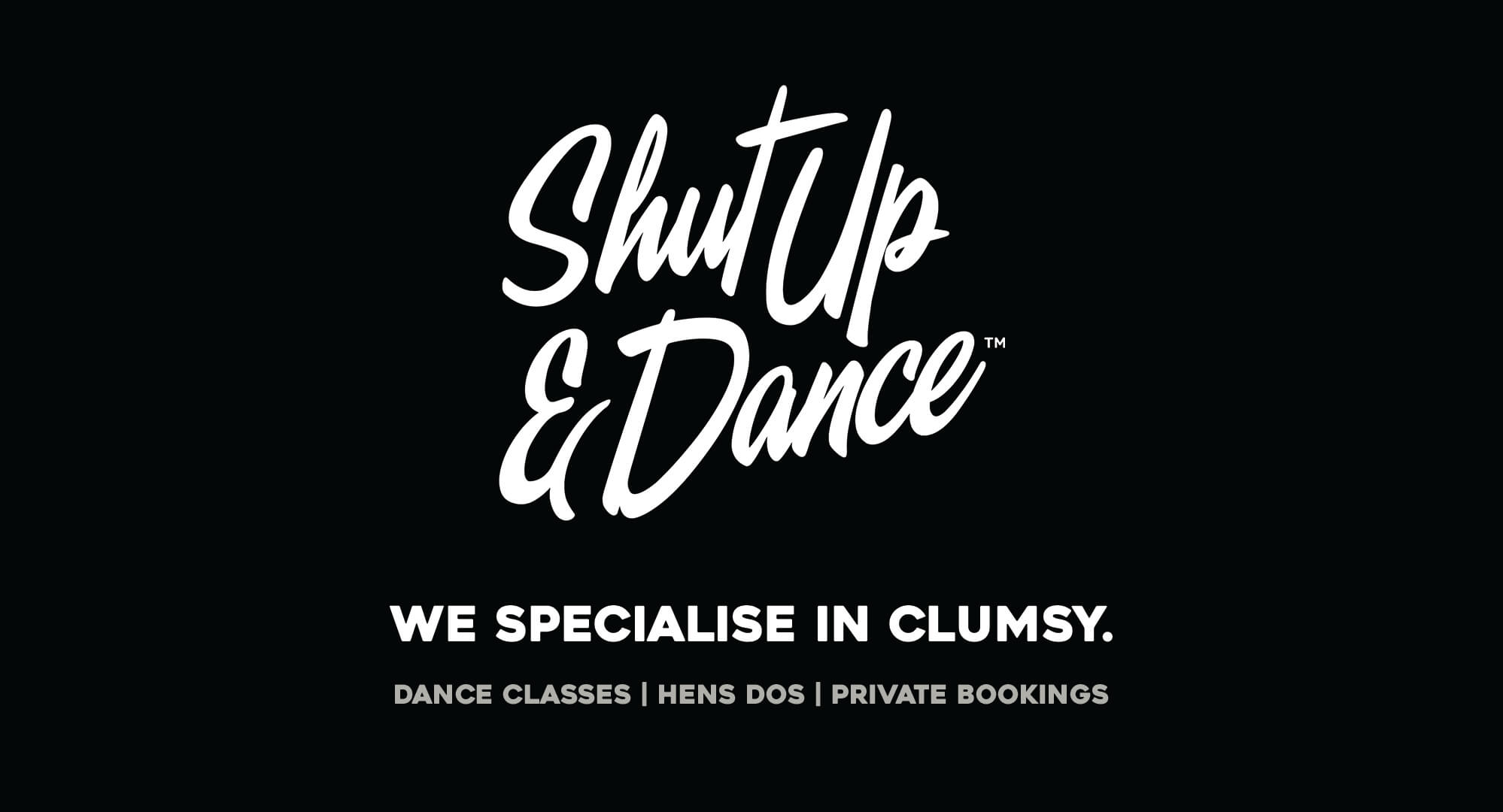 Shut Up & Dance - Abby Damen